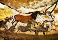 Lascaux paintings date back 17,000 years