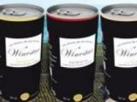 Winestar wines in a can