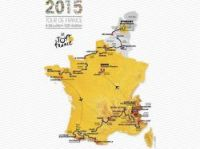 The 2015 Tour de France starts in Utrecht on July 4