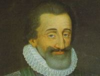 King Henri IV's head vanished during the French Revolution, but it was found 200 years later in a wa