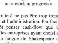 Baffled by franglais