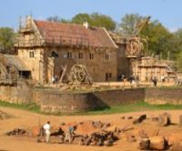 Trades come alive at 'medieval' site