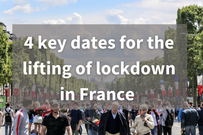 Covid France: What are Macron's key May and June dates for the easing of lockdown restrictions