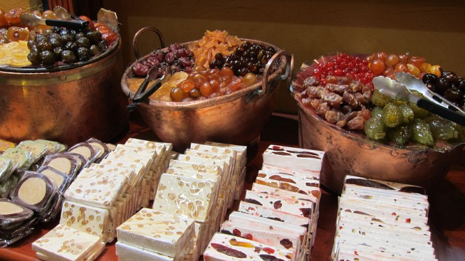 A bonbon-themed tour of France: the sweetest places to visit. Pictured: Montélimar's nougat museum.