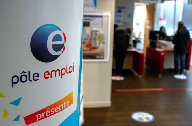 A pôle emploi office. Job centre advisor and HR director shot dead, man in custody in east France