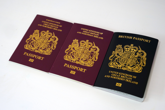 A reader question from Connexion's Brexit Help Guide on the validity of 'European' British passports.