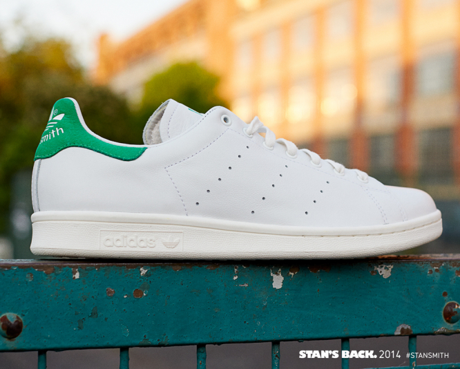 super popular 35e68 ca19b The Stan Smith tennis shoe had a French name
