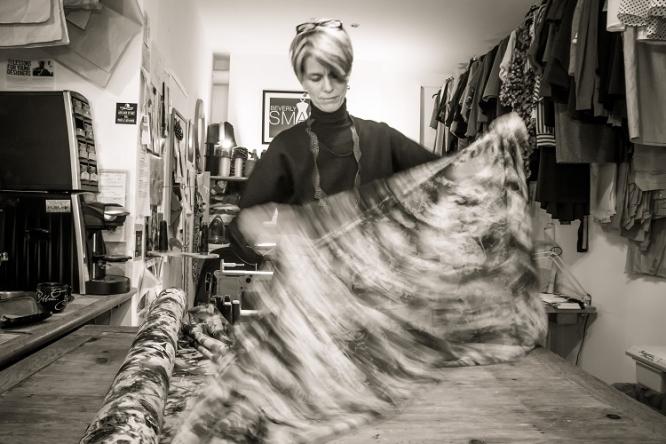British Designer Behind South Of France Fashion Empire