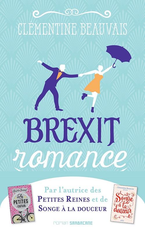 Brexit Romance book cover