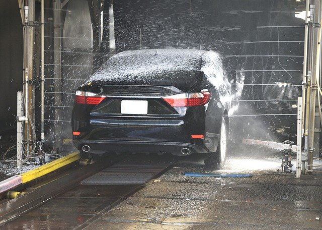 Car Washes Jet Washes During Covid 19 Lockdown