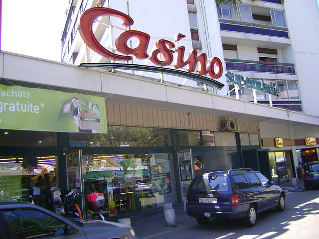 French Supermarket Casino To Remove E171 From Shelves
