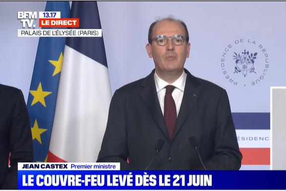 Prime Minister Jean Castex