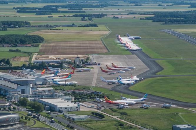 Chateauroux Airpark ©facebook-@enzocat
