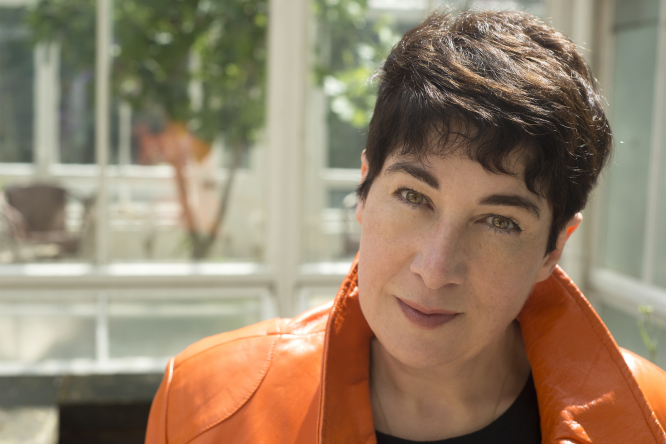 Chocolat author Joanne Harris. Photo by Kyte Photography.