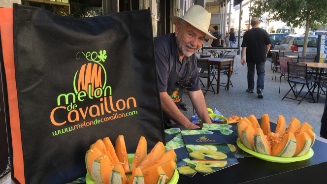 Connexion speaks to Bernard Chiron, melon producer and President of the Association Interprofessionnelle du Melon.