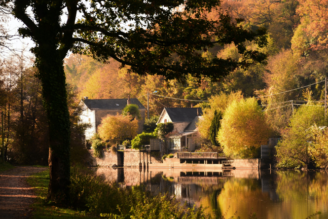 Country homes in autumn. Second-home owners France: Can tax be reduced as Covid stopped visits?