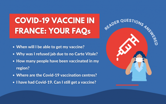 Covid-19 vaccine in France: Your questions answered