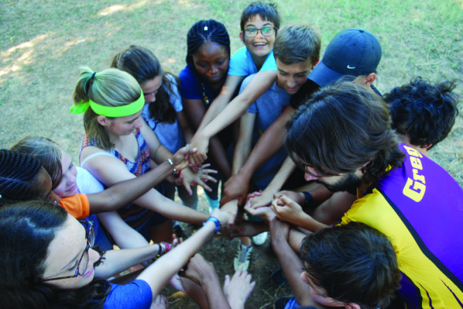 Discover the government's new summer schemes for kids in France. Pictured: Vitacolo (vitacolo.fr), a young association entering its 11th season this summer.