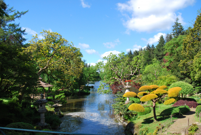 Discover the history of Parc Oriental de Maulévrier, the largest Japanese garden in Europe.