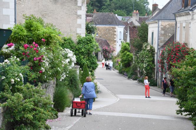 Chédigny village by Christophe GAYE ©