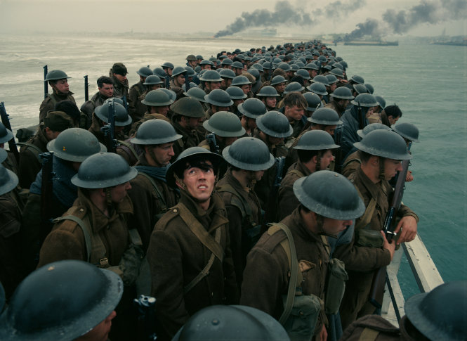 Dunkirk by Christopher Nolan