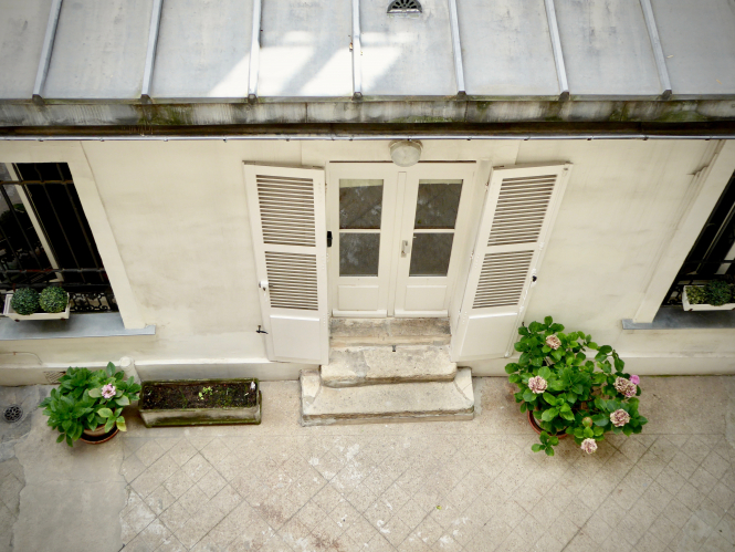 Flat in Paris, France. Question from The Connexion's inheritance laws and wills help guide. Fabien Maurin / Unsplash