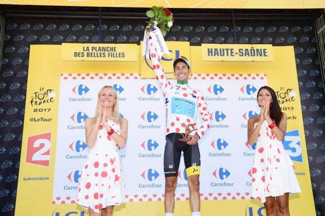 2017 Tour de France Fabio Aru at stage 5