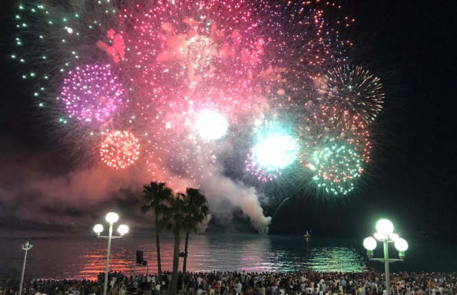 Nice Has First Fireworks Show Since 2016 Terror Attack