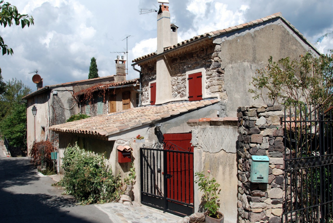 A second home house in France. France lockdown: Can we return home to UK from France?