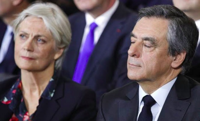 François and Penelope Fillon. The ex-French PM and his wife will appeal a sentence that finds them guilty of embezzling public funds.
