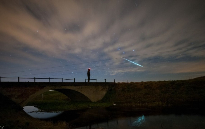 2020's most active meteor shower will peak tonight