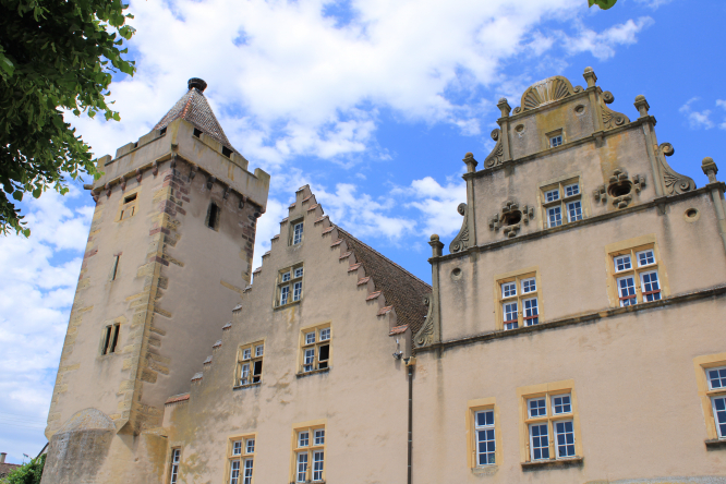 Haut-Rhin: the village that burnt 60 witches at the stake. Photo: Rouffach Tour des Sorcières (c) OT Pays d'Eguisheim et de Rouffach-Elodie.