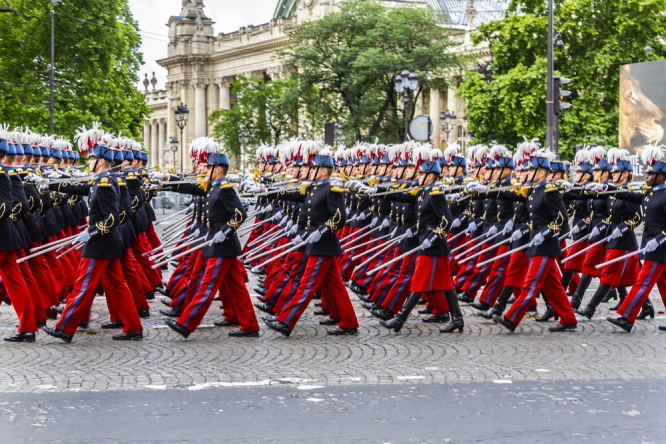 Fete Nationale military parade to go ahead in Paris if Covid allows on July 14