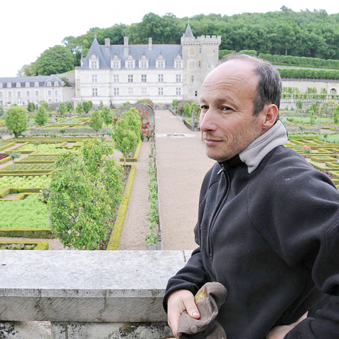 Laurent Portuguez_Head Gardener Villandry