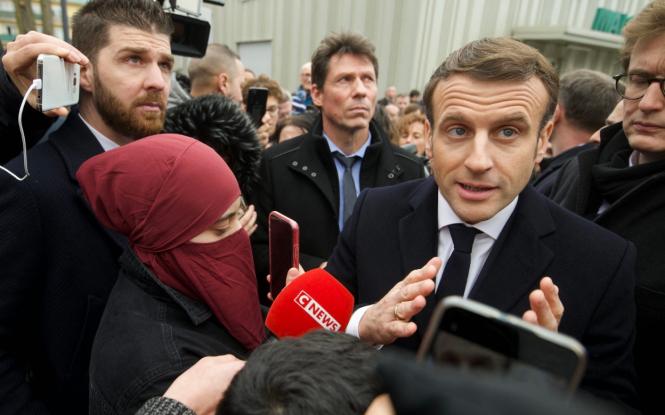 Macron Announces Measures Against Islamic Separatism