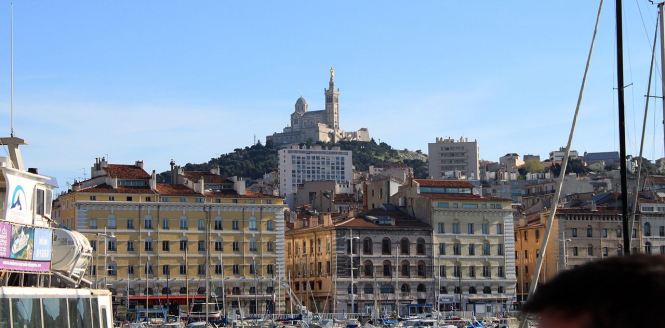 Marseille vieux port. Marseille officials want to stop tourist promotion to limit crowds