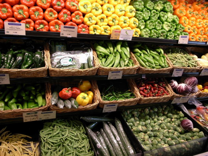 Organic food sector booming in France