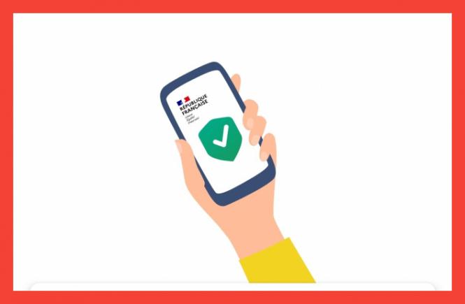 France's phone application TousAntiCovid