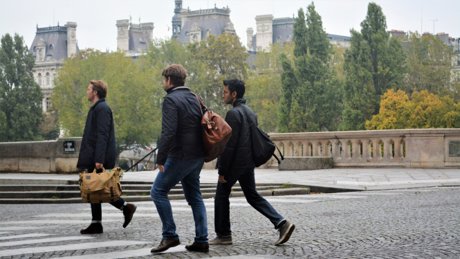 Mairie plans to drastically reduce cars in centre of Paris by 2022