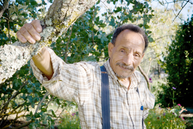 Pierre Rabhi portrait