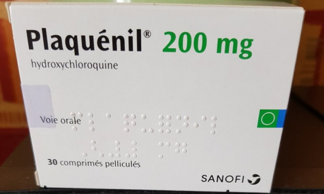 plaquenil vs. hydroxychloroquine tabletten