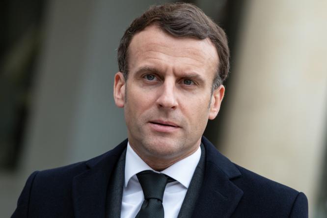 President Macron. Man who slapped Macron sentenced to four months jail time