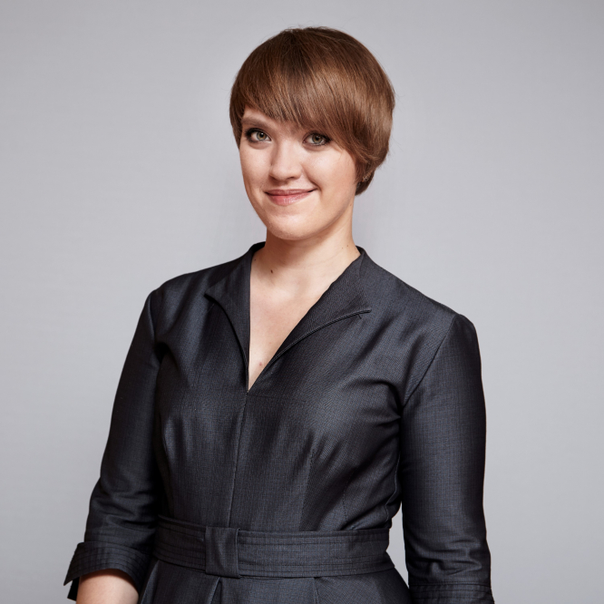 Award-winning research scientist Nataliya Kosmyna