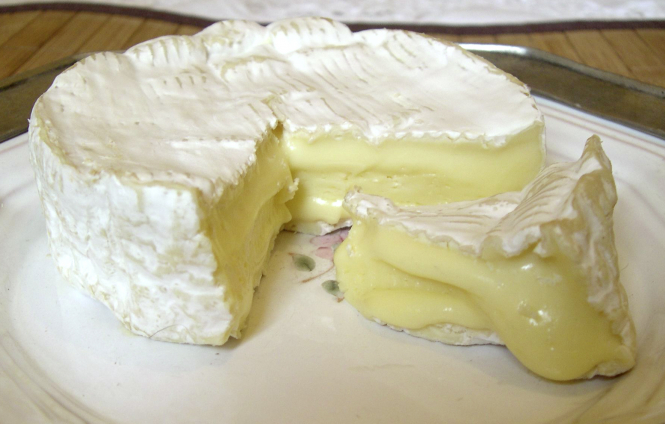 Reader question in The Connexion September print edition: Can camembert cheese only be made in Normandy, France? Pictured: camembert cheese.