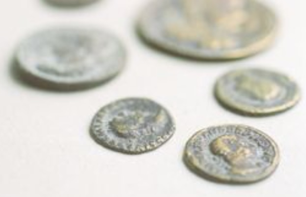 Old coins. French customs seizes 27,000 looted archaeological artefacts found at collector home in Belgium