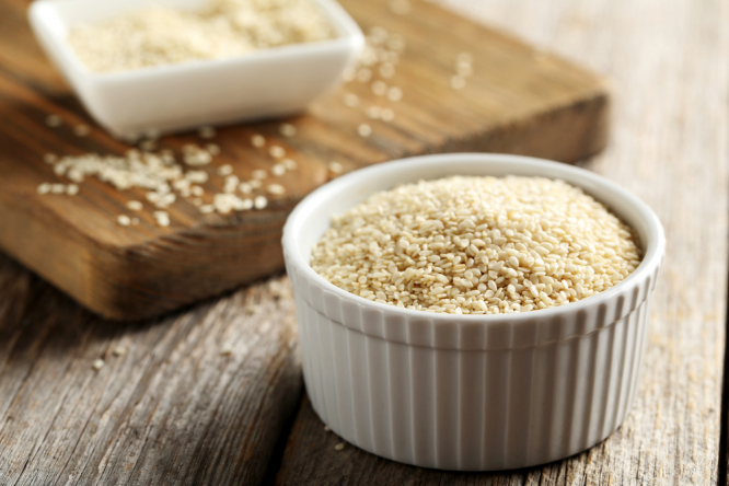 A ramekin full of sesame seeds. Ice cream, biscuits, spices... why France is recalling 7,400 foods