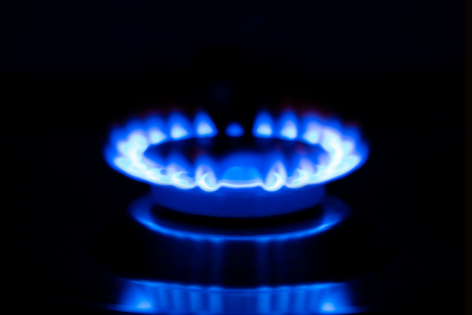An image of a gas powered hob ring
