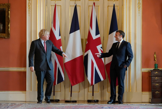 Simon Heffer: UK's handling of Covid makes Macron's work look genius