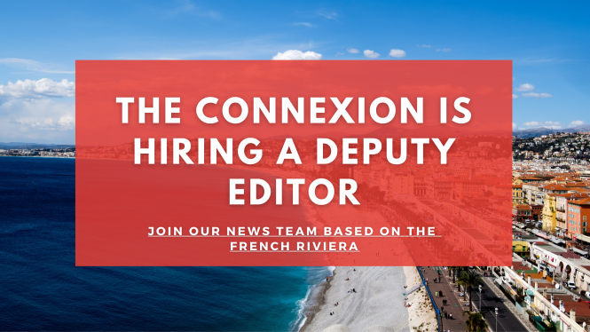 The Connexion is hiring a Deputy Editor