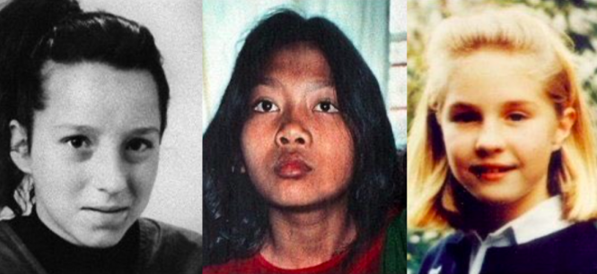 Natacha Danais, Manania Thumpong and Elisabeth Brichet. French serial killer dies, leaving dozens of cold-cases unsolved